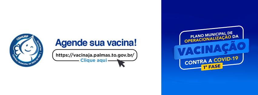 Agende sua vacina